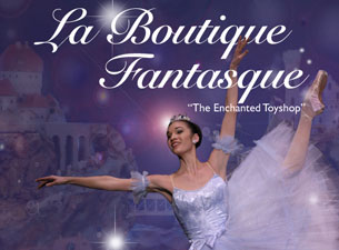 La Boutique Fantasque Tickets