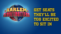 FREE Harlem Globetrotters pre-sale code for event tickets.