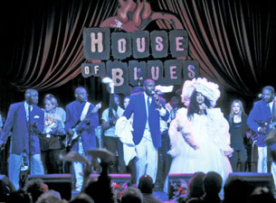 Gospel Brunch at House of Blues (Dallas)