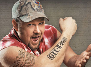 Larry The Cable Guy - Get it Done!  Bias For Action wins in business