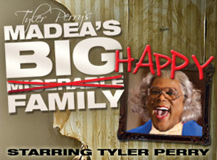 Madea's Big Happy Family movie