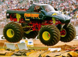 Outlaw Monster Trucks Tickets