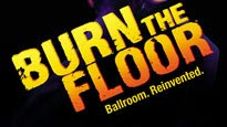 Burn the Floor pre-sale code for show tickets in San Diego, CA