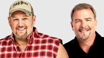 Larry The Cable Guy & Bill Engvall presale password for early tickets in Huntington