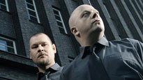 VNV Nation with Whiteqube at Magic Stick