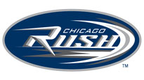 Chicago Rush presale password for early tickets in Rosemont