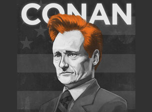 Conan O'Brien Tickets