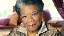 Maya Angelou Tickets