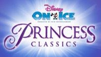 FREE Disney On Ice Princess Classics presale code for show tickets.
