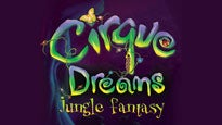 Cirque Dreams Jungle Fantasy at Lyell B Clay Concert Theatre
