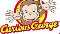 Curious George Live password for show tickets.