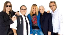 The Guess Who at Tropicana Showroom