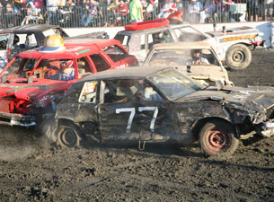 J & J Demolition Derby Tickets
