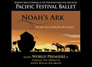 Noahs Ark Tickets