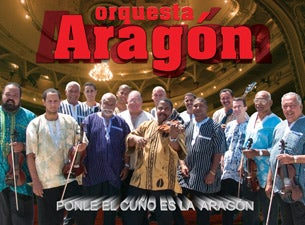Orquesta Aragón Tickets
