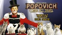 Popovich Comedy Pet Theater at The Mahaffey