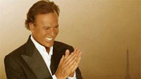 presale code for Julio Iglesias tickets in Lake Charles - LA (L'auberge Du Lac Casino and Resort)