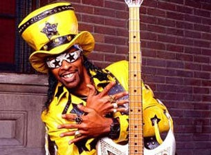 Bootsy Collins Tickets