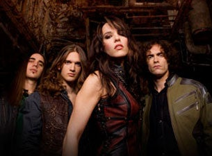 Halestorm and In This Moment
