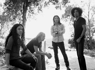Alice In Chains - VIP Lounge Upgrade Packages