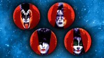 Kiss presale code for concert tickets in San Antonio, TX