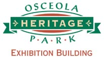 Exhibition Building at Osceola Heritage Park