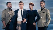 Scissor Sisters pre-sale passcode for show tickets in San Francisco, CA (The Warfield)