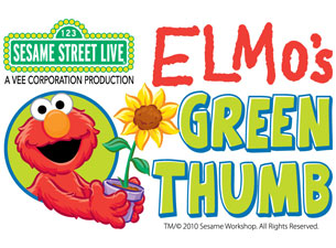 Sesame Street Live : Elmo's Green Thumb Tickets