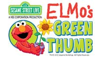 Sesame Street Live Elmos Green Thumb fanclub pre-sale password for show tickets in Utica, NY and Binghamton, NY