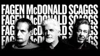 Donald Fagen / Michael McDonald / Boz Scaggs password for concert tickets.