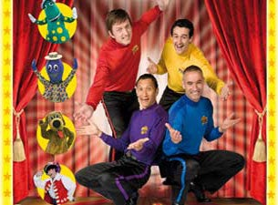 Ticketmaster Discount Code for The Wiggles Wiggly Circus in Hershey, Cleveland and Auburn Hills