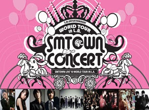 SMTOWN Live '10 World Tour in LA