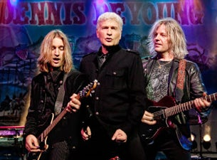 Dennis DeYoung Tickets