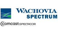 Wachovia Spectrum Tickets