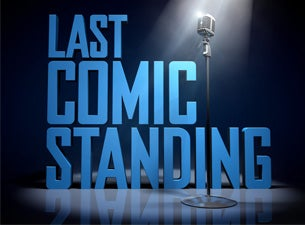 Last Comic Standing Comics Tickets