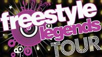 Freestyle & Old School Extravaganza presale code for early tickets in Newark