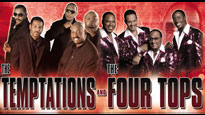 presale code for The Temptations & The Four Tops tickets in Buffalo - NY (University At Buffalo Center for the Arts)