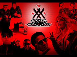 Machete Music Tour Tickets