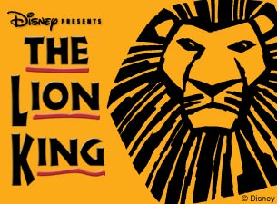 Disney Presents The Lion King (Touring) Tickets