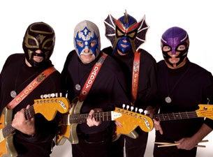 Hi-tide Halloween With Los Straitjackets