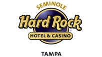 Hard Rock Cafe Tampa at Seminole Hard Rock Hotel & Casino Tampa