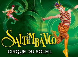 Cirque Du Soleil: Saltimbanco Tickets