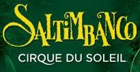Cirque Du Soleil: SaltimbancoTickets