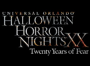 Halloween Horror Nights Universal Studios Orlando Tickets