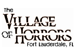 The Village of Horrors Tickets