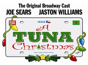A Tuna Christmas Tickets