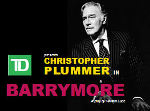 Barrymore Tickets