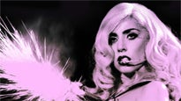 Lady Gaga presale password for concert tickets