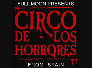 Circo De Los Horrores Tickets