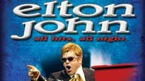 FREE Elton John presale code for concert tickets.